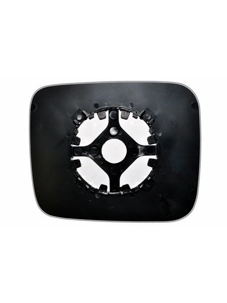 Элемент зеркала JEEP Renegade c 2012 по 2015 правый асферический без обогрева 48101205
