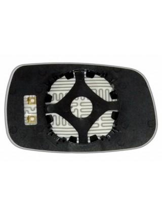 Элемент зеркала CHERY Amulet 2005-н вр левый сферический с обогревом 15100508