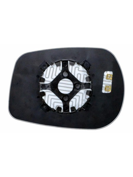 Элемент зеркала CHERY Tiggo 2005-н вр правый асферический с обогревом 15200500