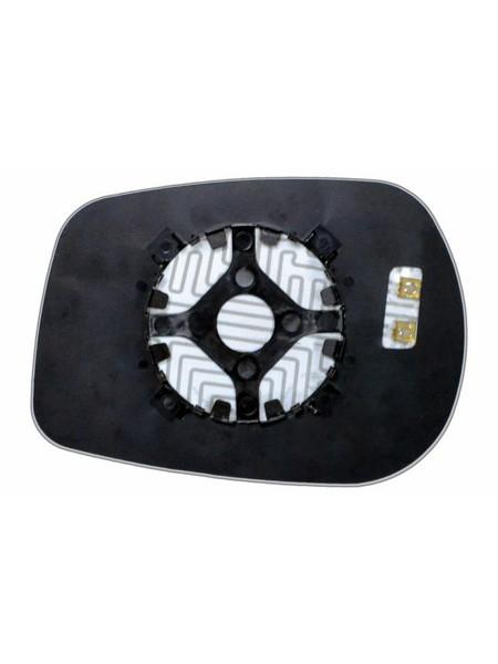 Элемент зеркала CHERY Tiggo 2005-н вр правый сферический с обогревом 15200509