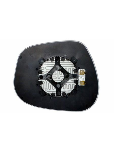 Элемент зеркала CHERY Tiggo 5 2014-н вр правый асферический с обогревом 15201400