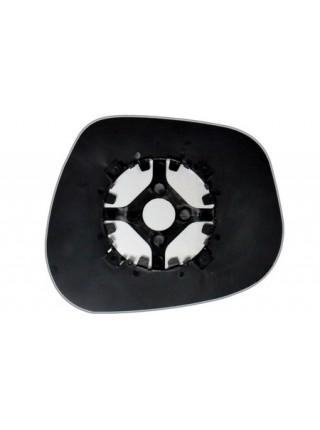 Элемент зеркала CHERY Tiggo 5 2014-н вр левый сферический без обогрева 15201403