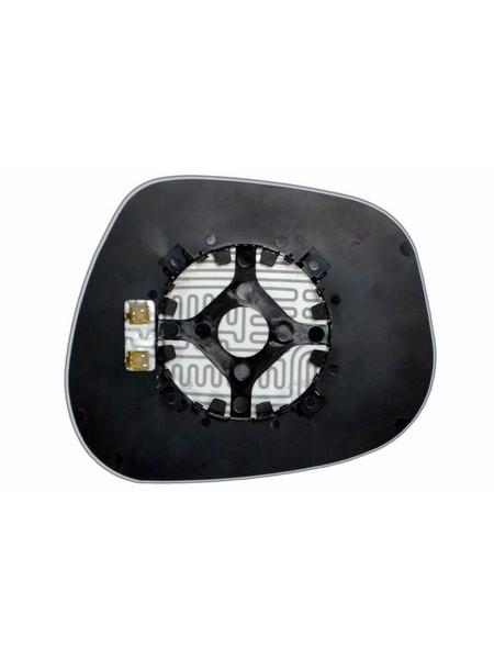 Элемент зеркала CHERY Tiggo 5 2014-н вр левый асферический с обогревом 15201406