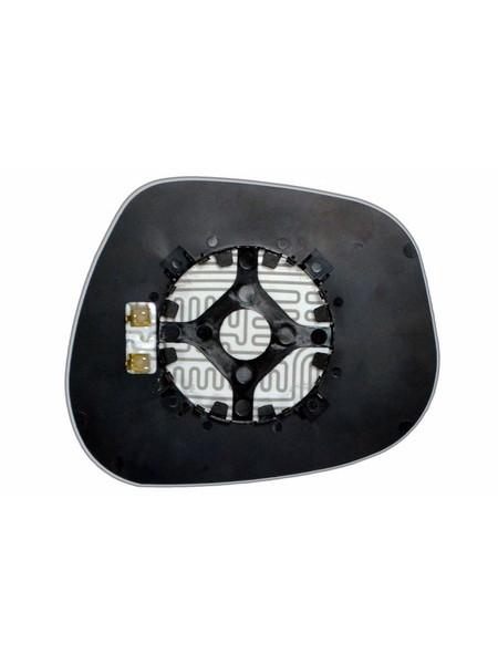 Элемент зеркала CHERY Tiggo 5 2014-н вр левый сферический с обогревом 15201408