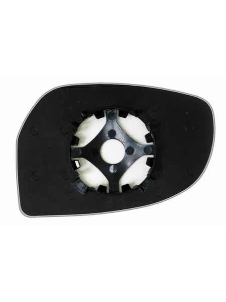 Элемент зеркала CHERY Kimo 2007-н вр левый сферический без обогрева 15251103