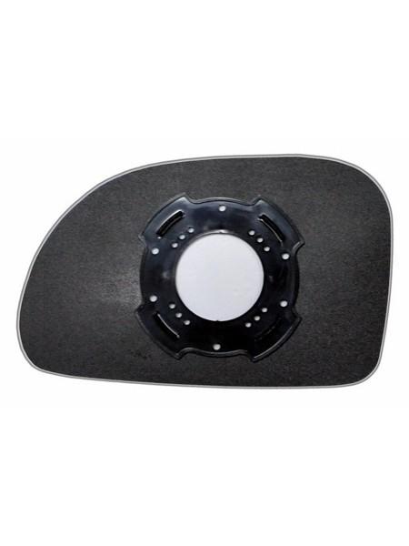 Элемент зеркала CHEVROLET Vivant 2005-н вр правый сферический без обогрева 16090504
