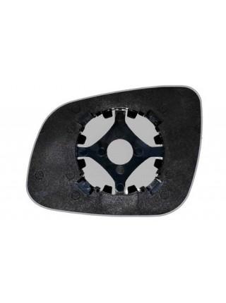 Элемент зеркала CHEVROLET Spark 2009-н вр правый асферический без обогрева 16601105