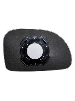 Элемент зеркала CHEVROLET Tacuma 2005-н вр левый асферический без обогрева 16630501