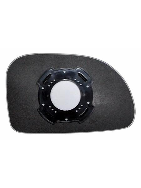 Элемент зеркала CHEVROLET Tacuma 2005-н вр левый плоский без обогрева 16630502