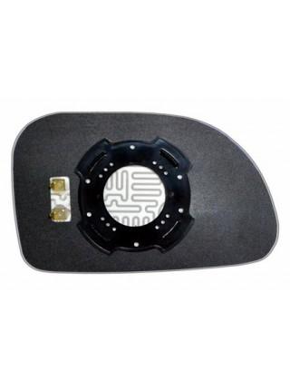 Элемент зеркала CHEVROLET Tacuma 2005-н вр левый сферический с обогревом 16630508