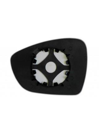 Элемент зеркала CITROEN C-3 A51 2010-н вр правый асферический без обогрева 19131005