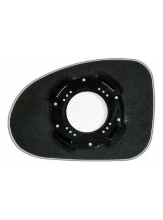 Элемент зеркала DAEWOO Matiz 1998-н вр правый сферический без обогрева 21239804