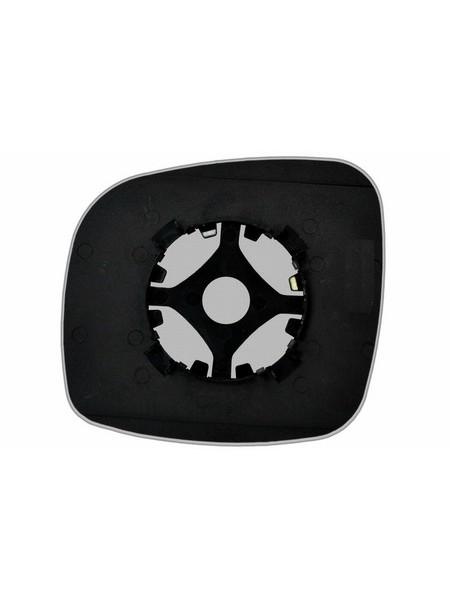 Элемент зеркала DODGE Grand Caravan 2008-н вр правый сферический без обогрева 24100804