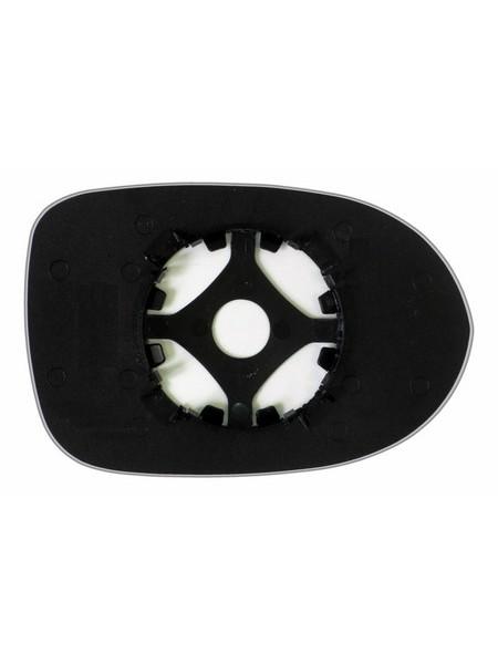 Элемент зеркала DODGE Caliber 2009-н вр левый асферический без обогрева 24110901