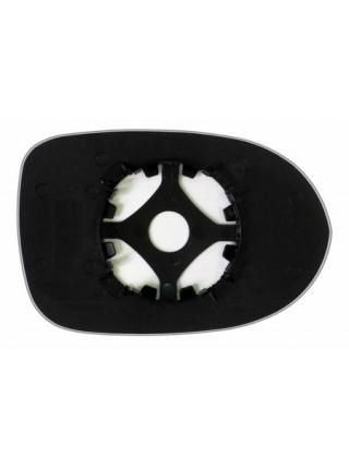 Элемент зеркала DODGE Caliber 2009-н вр левый сферический без обогрева 24110903