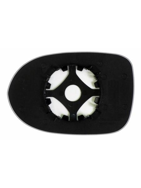 Элемент зеркала DODGE Caliber 2009-н вр правый сферический без обогрева 24110904