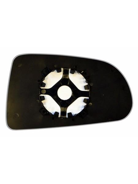 Элемент зеркала DODGE Durango I 2001-н вр левый сферический без обогрева 24120103