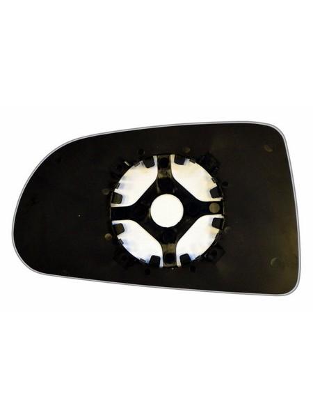 Элемент зеркала DODGE Durango I 2001-н вр правый сферический без обогрева 24120104