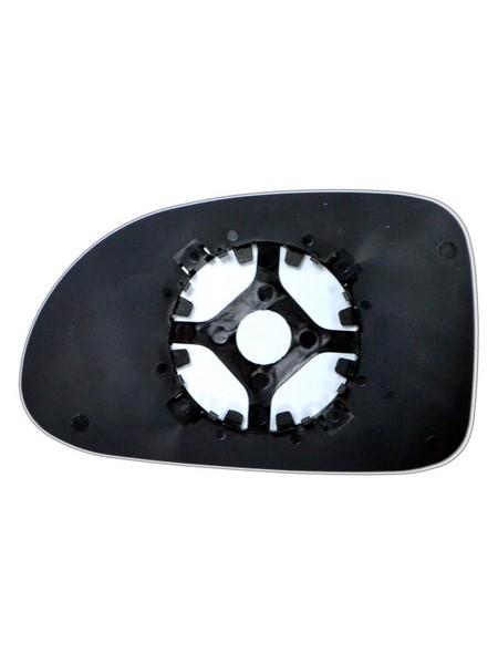 Элемент зеркала DODGE Durango I 1999-н вр правый сферический без обогрева 24129904