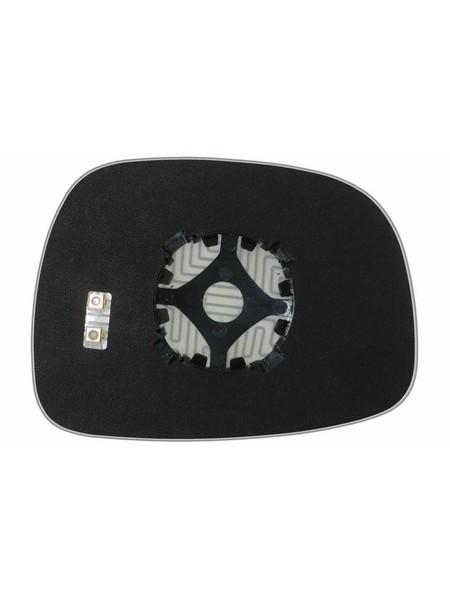 Элемент зеркала BUICK Rendezvous 2006-н вр левый асферический с обогревом 25330106