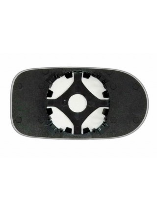 Элемент зеркала FIAT Albea 2002-н вр левоправый асферический без обогрева 27210632