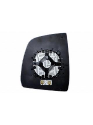 Элемент зеркала FIAT Doblo 2010-н вр правый асферический с обогревом 27301000