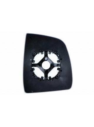 Элемент зеркала FIAT Doblo 2010-н вр левый асферический без обогрева 27301001