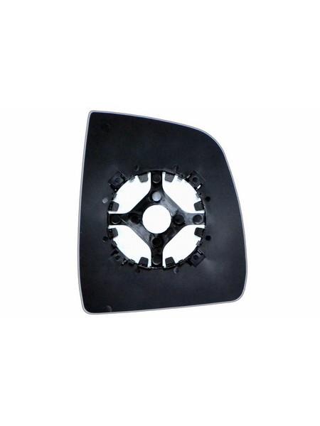 Элемент зеркала FIAT Doblo 2010-н вр левый сферический без обогрева 27301003