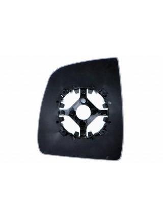 Элемент зеркала FIAT Doblo 2010-н вр правый сферический без обогрева 27301004