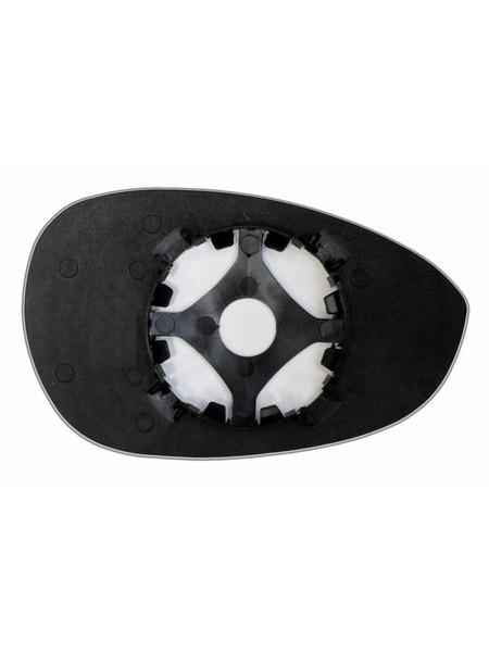 Элемент зеркала FIAT Linea 2007-н вр левый асферический без обогрева 27330701