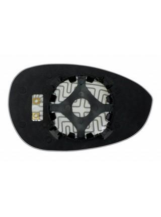 Элемент зеркала FIAT Linea 2007-н вр левый асферический с обогревом 27330706