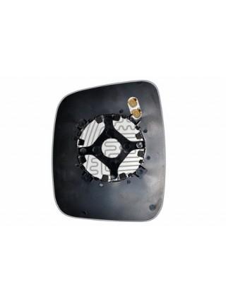 Элемент зеркала FIAT Fiorino 2008-н вр правый асферический с обогревом 27410800