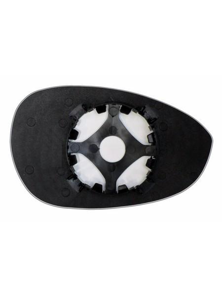 Элемент зеркала FIAT Nuova 500 2007-н вр левый сферический без обогрева 27440703