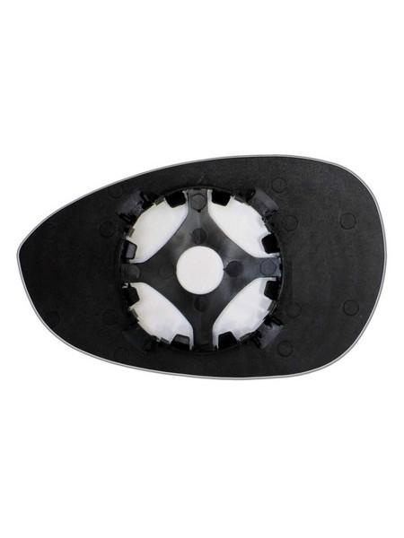 Элемент зеркала FIAT Nuova 500 2007-н вр правый асферический без обогрева 27440705