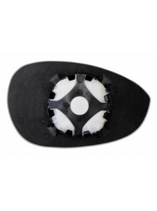 Элемент зеркала FIAT 500 II 2007-н вр левый сферический без обогрева 27510703