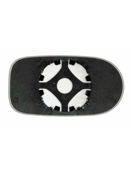 Элемент зеркала FIAT Strada 2004-н вр левоправый асферический без обогрева 27550432