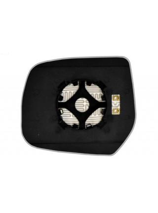 Элемент зеркала FORD Ranger II 2006-н вр правый асферический с обогревом 28710600