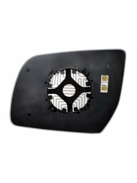 Элемент зеркала FORD Ranger III 2011-н вр правый асферический с обогревом 28711100