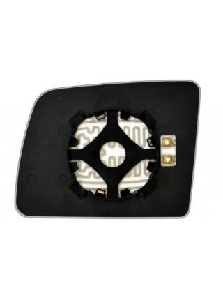 Элемент зеркала FORD Tourneo Connect 2011-н вр правый асферический с обогревом 28851100