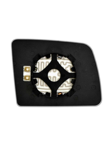 Элемент зеркала FORD Tourneo Connect 2011-н вр левый асферический с обогревом 28851106