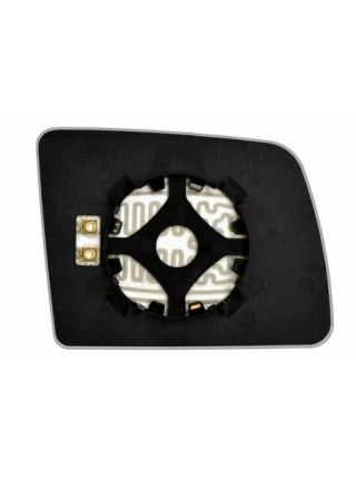 Элемент зеркала FORD Tourneo Connect 2011-н вр левый сферический с обогревом 28851108