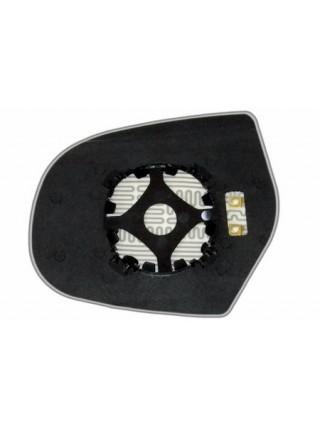 Элемент зеркала GREAT WALL Hover 2006-н вр правый сферический с обогревом 33100609