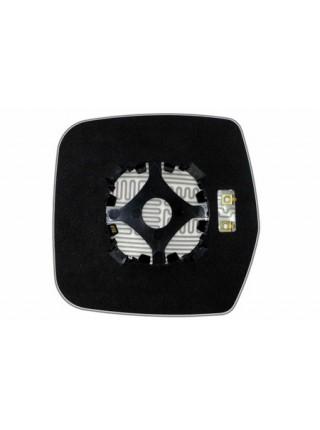 Элемент зеркала GREAT WALL Safe 2001-н вр правый сферический с обогревом 33200709