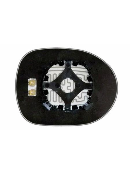 Элемент зеркала HONDA Civic VIII 5D 2006-н вр левый асферический с обогревом 36200606