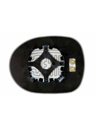 Элемент зеркала HONDA Civic VIII 5D 2006-н вр правый сферический с обогревом 36200609