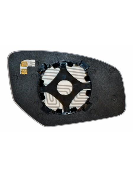 Элемент зеркала HONDA Civic Type R IX 2015-н вр левый сферический с обогревом 36201508