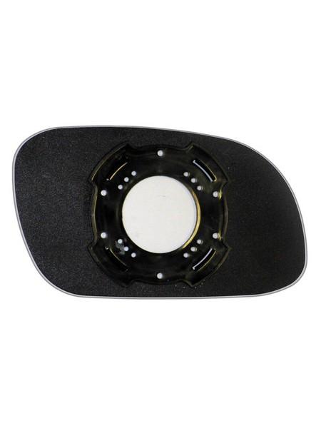Элемент зеркала HYUNDAI Accent I 1995-н вр левый асферический без обогрева 39109501
