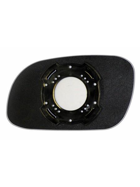 Элемент зеркала HYUNDAI Accent I 1995-н вр правый сферический без обогрева 39109504