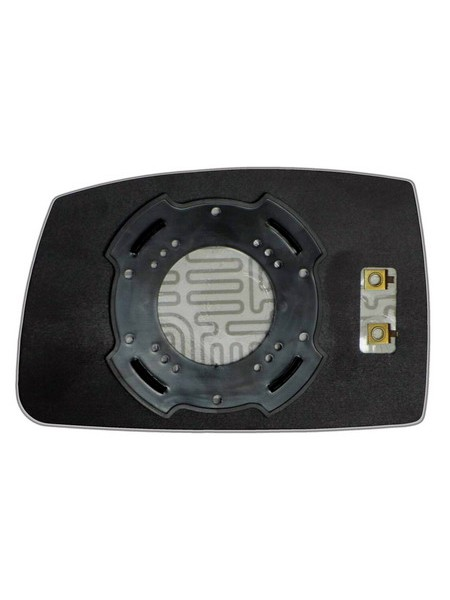 Элемент зеркала HYUNDAI Coupe II 2007-н вр правый асферический с обогревом 39130700