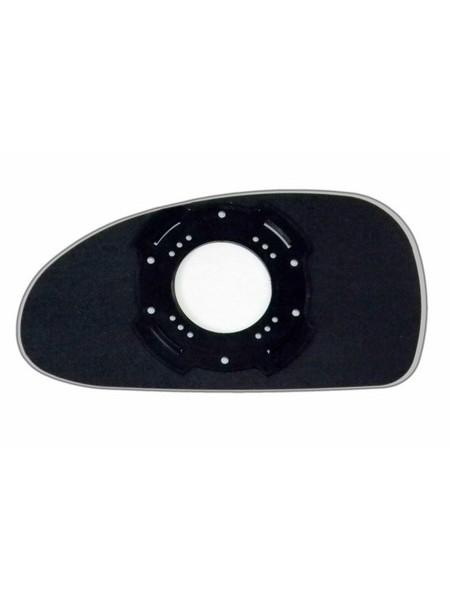 Элемент зеркала HYUNDAI Coupe I 1996-н вр правый сферический без обогрева 39139704